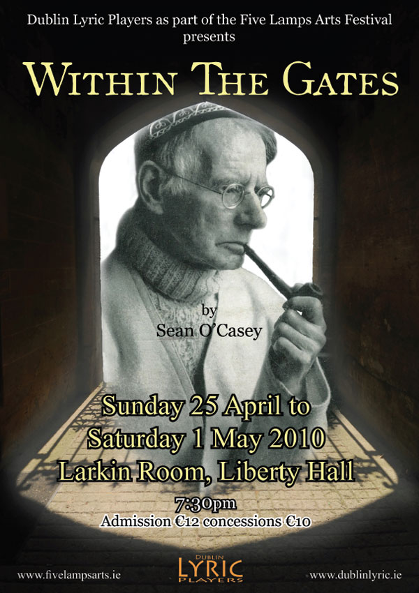 Poster for Within the Gates
