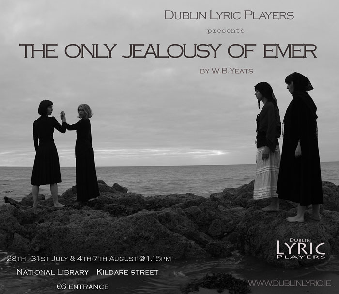 The Only Jealousy of Emer poster